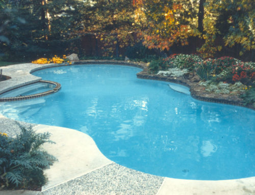 WHY CHOOSE A GUNITE POOL?